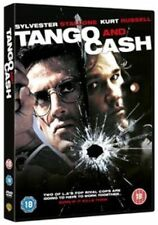 Tango and Cash 5051892010351 With Sylvester Stallone DVD Region 2
