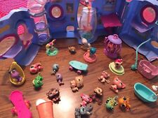 Littlest Pet Shop Playhouse Little Lovin' Playhouse LPS And Many Pets