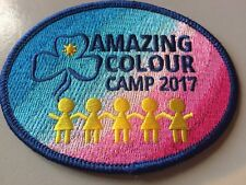 Girl Guides / Scouts Amazing Color Camp