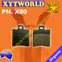 FRONT Brake Pads for HONDA X8R-X 1998 1999 2000 2001 2002 2003 2004