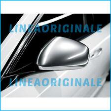 Alfa ROMEO Giulietta Mito 159 Set 2 Cover Specchietti tipo alluminio satinato