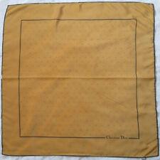 Écharpes et châles foulard jaune pour femme, en 100% soie   eBay b4c7f3b4baa