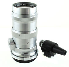 Nikon Nikkor Q.C 13,5cm f3,5 Kogaku 135mm + RANFINDER STUTTGART