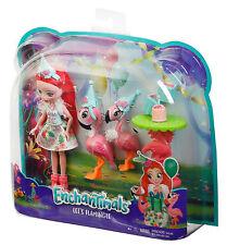 Mattel - Enchantimals, Themenpack Partyspaß, Puppe, OVP, Neu, FCG79
