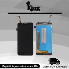 ECRAN LCD + VITRE TACTILE pour LENOVO K5 NOIR + OUTILS