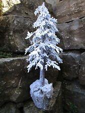 Tannenbaum mit Zapfen ca 90cm x 30cm Tanne Baum Deko Top Qualität 97392/WH