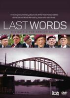 Nuovo Last Words - The Battle Per Arnhem Ponte DVD