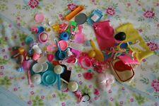 Vintage Barbie Sindy Accessories large collection