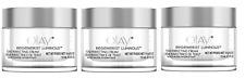 Olay Regenerist Luminous Tone Perfecting Cream, 0.5 Ounce (3 Pack)