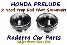 2 (Two) Honda Prelude 1997-2001 - Hood Prop Rod Pivot Grommets