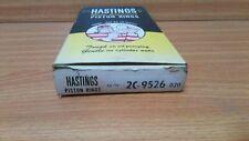 Piston Rings Set fits Wolseley Austin LDV KD18 18H 18HH 18HL 80.26 + 0.50mm
