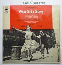 WEST SIDE STORY - Cast Recording - Excellent Condition LP Record CBS 62060