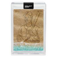 TOPPS PROJECT 2020 LTD Ken Griffey Jr. Baseball Card #116 by Don C *presale*