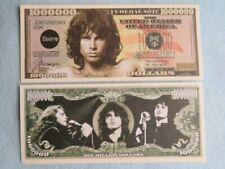 The DOORS Classic Rock Band ~ JIM MORRISON ~ $1,000,000 One Million Dollar Bill