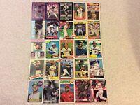 HALL OF FAME Baseball Card Lot 1976-2020 TOM SEAVER STAN MUSIAL SANDY KOUFAX