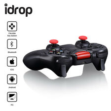 idrop S6 Wireless Bluetooth Controller Gamepad Game Console for Android / IOS