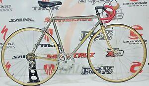 1982 Colnago Super Nuevo Mexico 51cm Campagnolo groupo GOLD Dura Ace