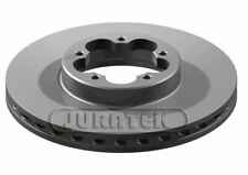 JURATEK FRONT BRAKE DISC FOR FORD TRANSIT 2.4 TDCI RWD 2402CCM 115HP 85KW