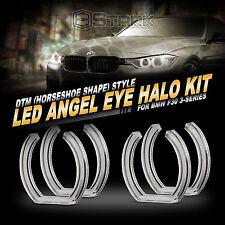 Fits BMW RGB LED Angel Eye DTM LED Kit Bluetooth App F30 Sedan 4DR (NO OEM HID)