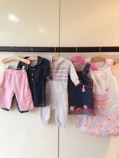 Mothercare,George,TU,H&M Baby Girls Age 3-6 Month Clothing Bundle <K2687