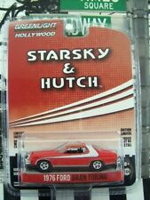 '17 GREENLIGHT STARSKY & HUTCH 1976 FORD GRAN TORINO HOLLYWOOD SERIES