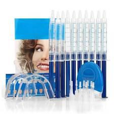 Teeth Whitening Tooth Whitener LED White Light Oral Gel Dental Bleaching Kit