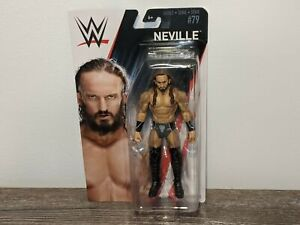 *NEW/SEALED* NEVILLE WWE Wrestling Action Figure Basic Series 79 Mattel PAC AEW