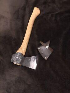 Rovtar forge hatchet bushcraft no Gränsfors Wetterlings
