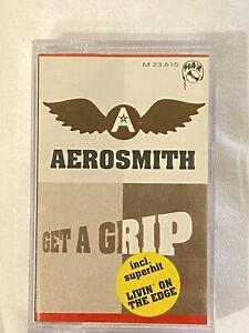 Musikkassette Aerosmith - Get A Grip