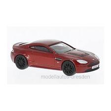 Oxford 213894 Aston Martin V12 Vantage S Coupé rouge échelle 1:76