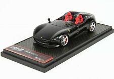 BBR - FERRARI MONZA SP2 - New Black Daytona - BBRC221A - 1/43