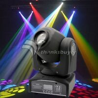 4 x 60W RGBW Stage Light LED Spot Moving Head Lights DMX Disco DJ Party Lighting