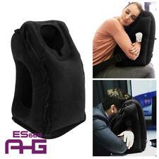 2017 Head Neck Sleep  Inflatable Air Cushion Travel Pillow Support Camping Fligh