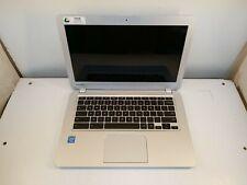 "Toshiba Chromebook CB30-A3120 13.3"" Celeron 2955U 1.40Ghz 2GB RAM 16GB SSD"