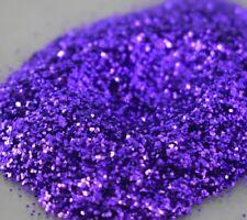 Plum Crazy Purple Metal Flake 0.015 .015 4 Oz Boat Hot Rod Bike Guitar Resin