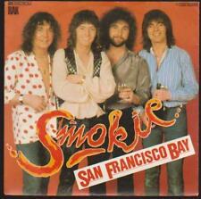 """7"""" Smokie San Francisco Bay / You`re You 80`s EMI RAK (Hit Single)"""