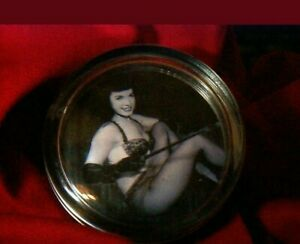 Lost passion Rat Rod STEERING WHEEL SPINNER KNOB Hot  pinup girl
