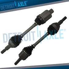 Complete Pair Front CV Axle Shaft Assembly Set for 2007-2016 GMC Acadia