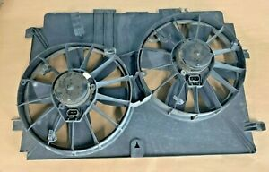 98-02 Chevrolet CAMARO FIREBIRD Radiator ELECTRIC COOLING FANS SHROUD 24001282