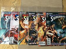 Superboy Comics #1-6! Look At My Other Comics