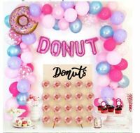 20 Donut Doughnut Wall Stand Party Wedding Favour Birthday Sweets Candy Cart UK