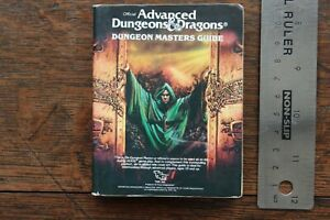 Dungeon Masters Guide 21st CG Mini Reprint AD&D 1st TSR Silver Anniversary 1999