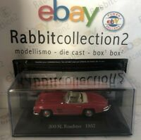"DIE CAST "" 300 SL ROADSTER - 1957 "" MERCEDES COLLECTION SCALA 1/43 (57)"