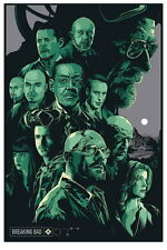 "027 Breaking Bad - White Final Season 2013 Hot TV Show 24""x36"" Poster"