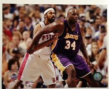 RASHEED WALLACE Detroit Pistons 2004 NBA FINALS 8X10 ACTION PHOTO #2
