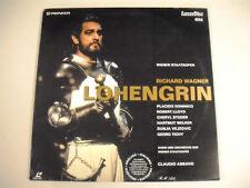 LOHENGRIN / WAGNER  Wiener Staatsoper  2 LD