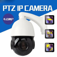 Security H.265  Speed Full HD IP 4.0MP PTZ Camera 4MP 30X Zoom ONVIF Security