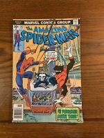 Amazing Spider-man #162 (1976) --  NIGHTCRAWLER / X-MEN ***