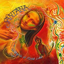 Santana in Search of Mona Lisa CD EP 2019