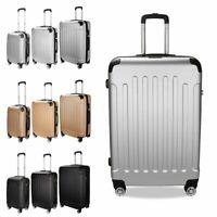 Koffer Hartschalenkoffer Trolley Reisekoffer M L XL Kofferset Handgepäck Set